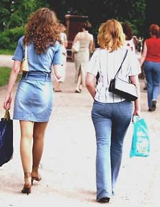 брюки или юбка?